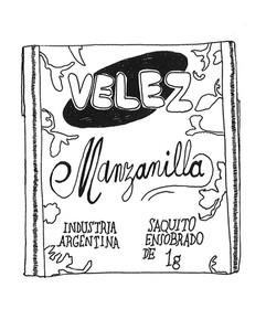 Té Manzanilla