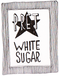 Pret White
