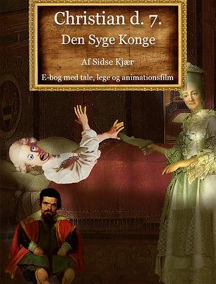 E-bog. Christian 7. Den Syge Konge