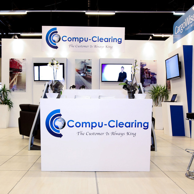 Compu Clearing at Air Cargo Africa, 42sq