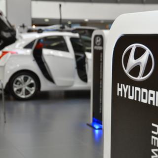 Hyundai National Mall Display Road Show
