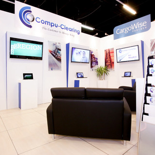 Compu Clearing at Air Cargo Africa, 42sq