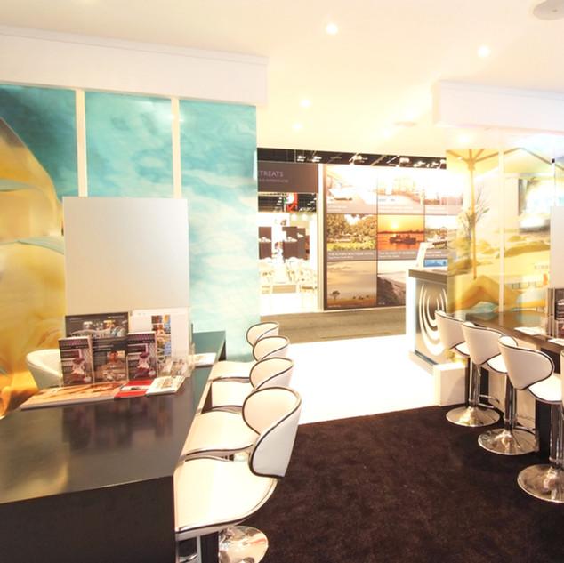 Tsogo Sun at Tourism Indaba, 36sqm Double sided