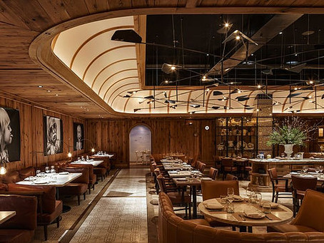 The Restaurant Design Trends You'll See Everywhere