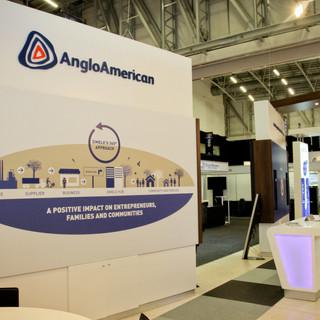 Anglo American at Mining Indaba, 60sqm