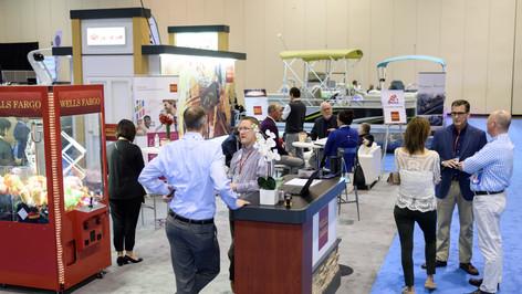 Wells Fargo exhibiting in 2017.
