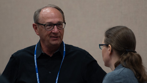 Bruce Van Wagoner, President of Wells Fargo CDF, participating in