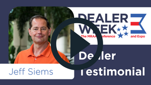 VIDEO: Jeff Siems dealer testimonial