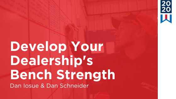 Blogimagefordevelopyourdealership'sbenchstrength