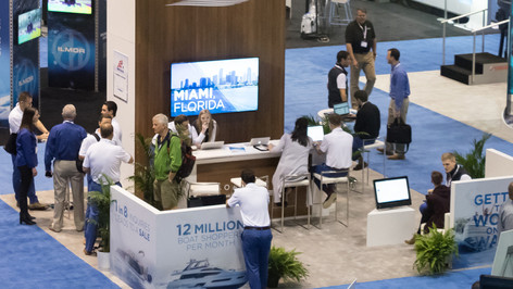 Boats Group exhibiting in 2017