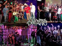 Los Delirantes y Amigos Sudamerica 2017.