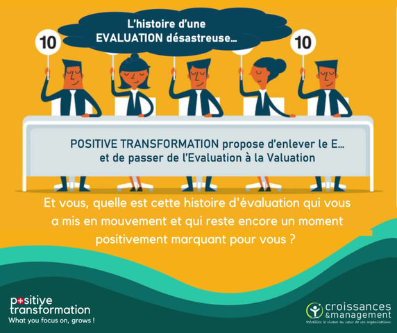 Evaluation/Valuation : quand une lettre fait la différence !