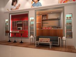 CP showroom design