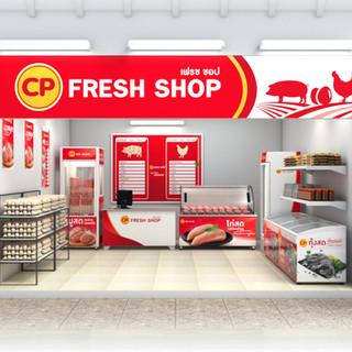 CP Fresh shop
