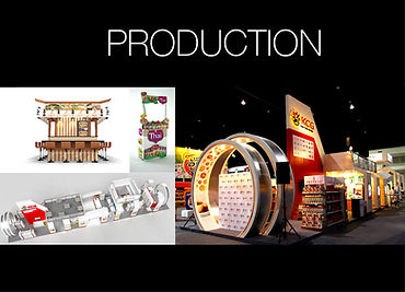 booth & exhibition Design construction