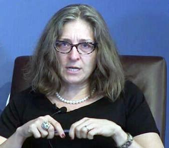 Professor Carol Christine Fair of Georgetown Univeristy