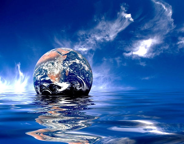 Earth-floats-on-waters-heavens-time-rang