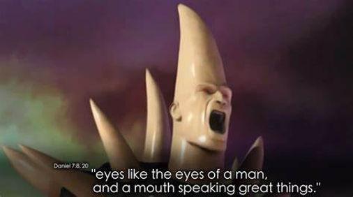 little-horn-eyes-mouth-man-speaks-great-things.jfif