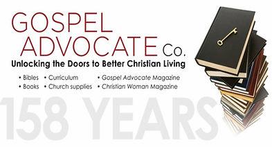 Gospel Advocate magazine.JPG