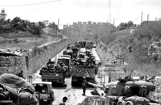 israeli-forces-conquer-all-Jerusalem-Gen