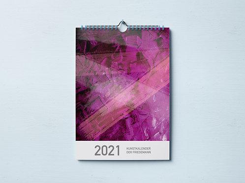 2021 - FINEART KALENDER - Limitiert auf 20 Stück