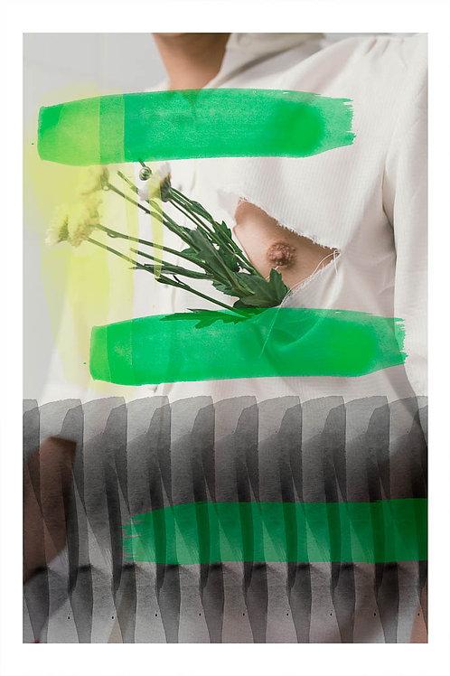 VIRIDI (2018) - FINE ART Druck DIN A4 auf Natural Matt von CaptureX