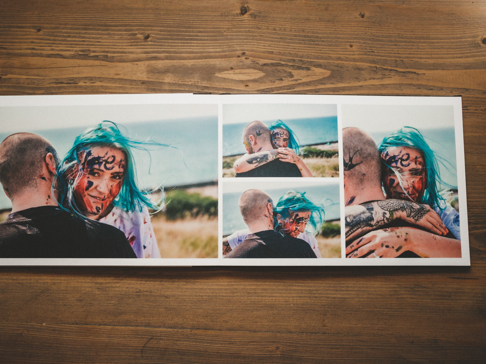 Benji North Photography | Alternative Wedding Photographer | Kent UK