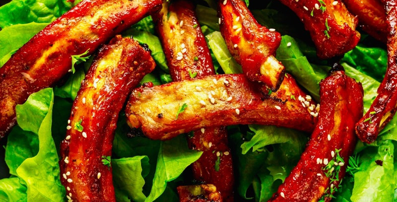 Small Chops - Pork Ribs