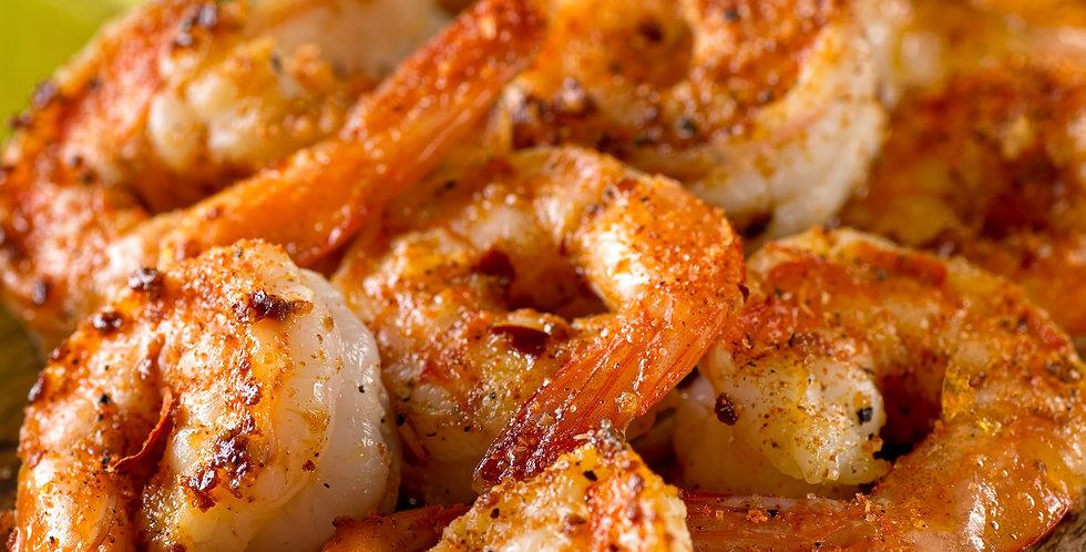 Canapés - Spicy Shrimps