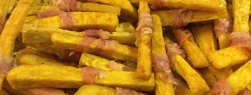 Catering - Skinny Yam Fries