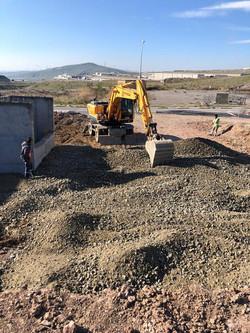 Alosbi Organize Sanayi Trafo Binası