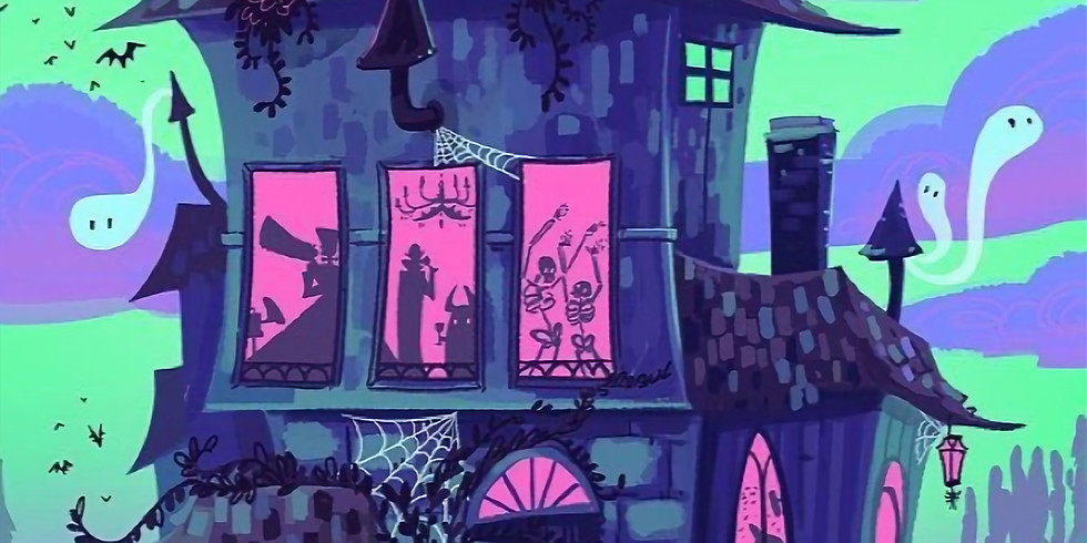 Halloween Haunt Show