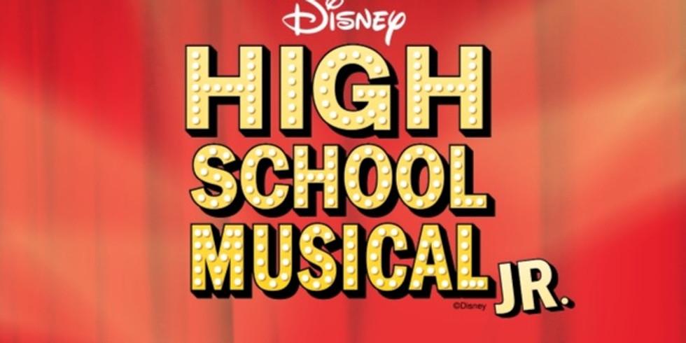 High School Musical Jr. Audition Clinic