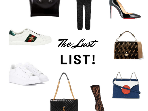 Season 6 – Episode 1: The Lust List