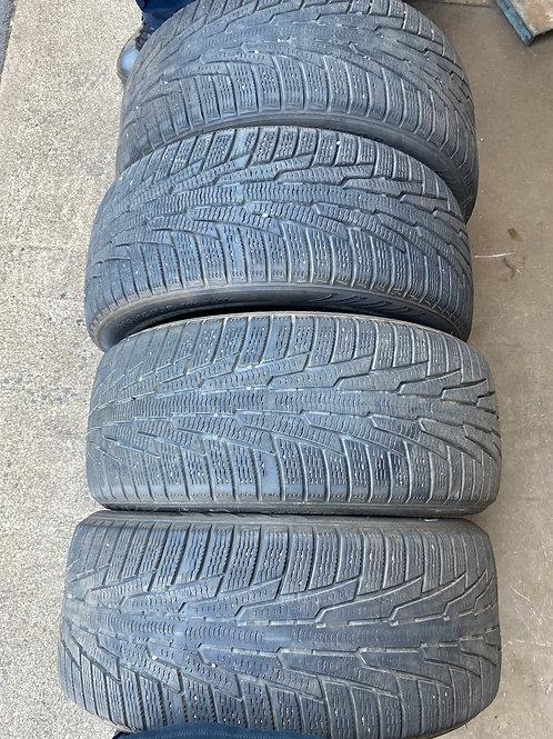 Nokian Hakkapeliitta R Tires (4)