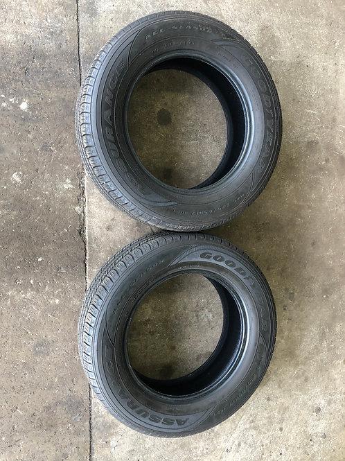 Goodyear Assurance Tires (2)