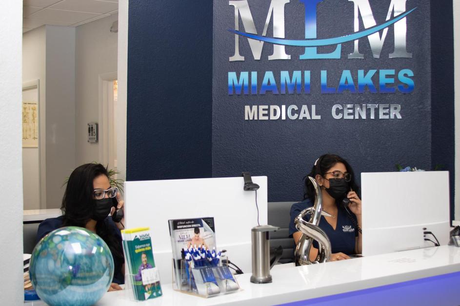 Meet the team Miami Lakes Medical Center's team
