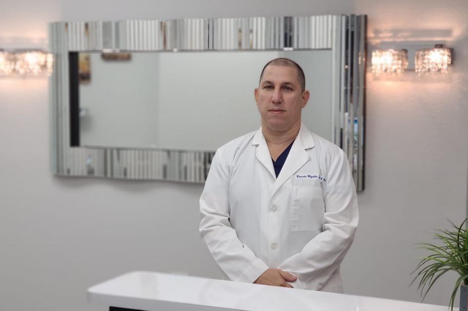 Meet the team Miami Lakes Medical Center's. Meet Dr. Elizalde
