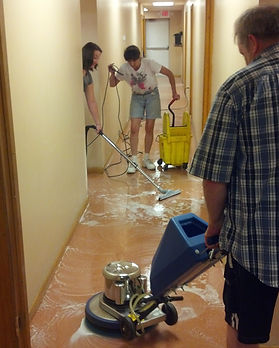 Professonal Floor Cleaning