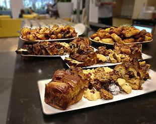 מגש עוגות קראנץ ועוגיות