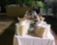 קייטרינג חלבי למסיבת קוקטייל