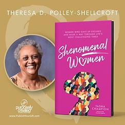 Theresa D. Polley-Shellcroft, MA, Fine A