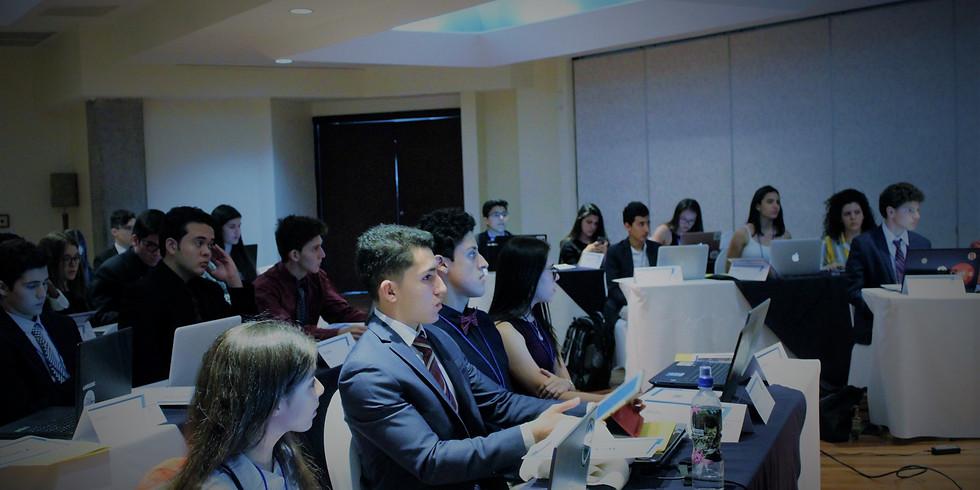 Programa de Preparación para Delegades + Taller de Liderazgo