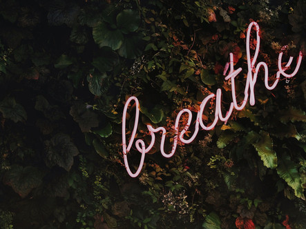 The Breath Is The Doorway Into The Subconscious Mind