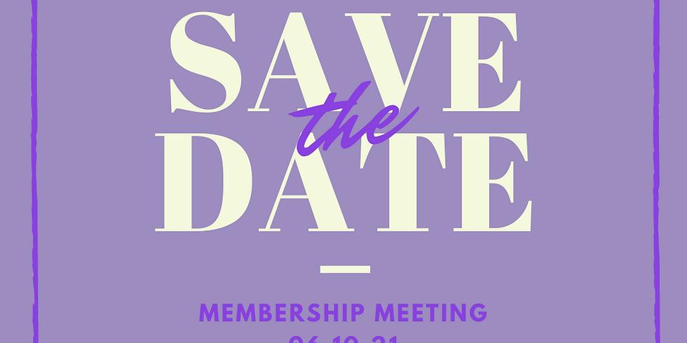 June Membership Meeting