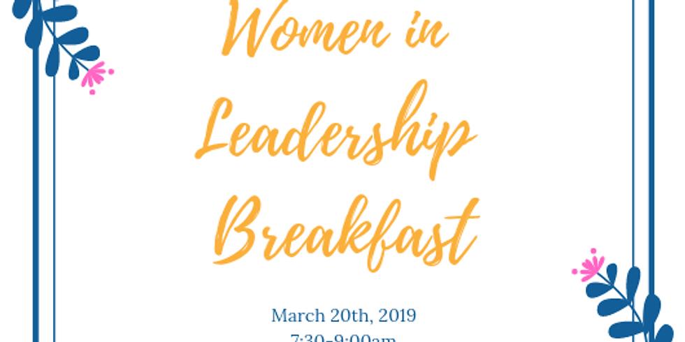 Women in Leadership Breakfast: Election Recap 2019 w/ Dr. Jackie Filla