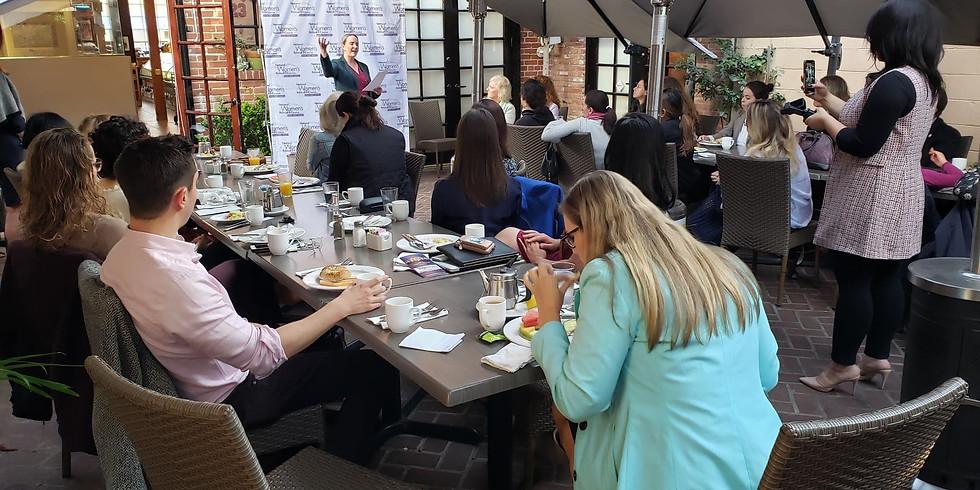 Women in Leadership Breakfast: Elections Update (1)