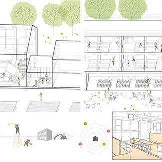 Kamaishi Elementary School Renovetion Project