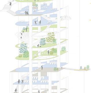 Kamaishi Flower Building Project