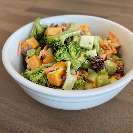 From The North Grove's Kitchen: Broccoli Salad